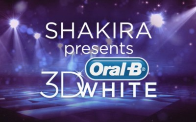 Commercial Voiceover: OralB 3D White feat. Shakira